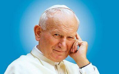 Jan Paweł 2 – niegdysiejszy autorytet, obecnie bohater niewybrednych memów